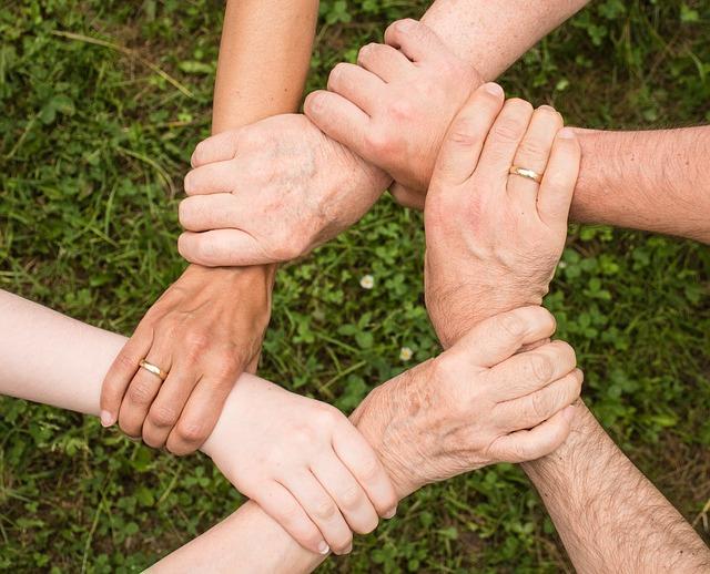 家族一致団結