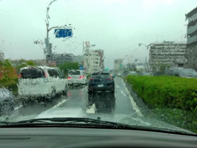 雨の日の運転2