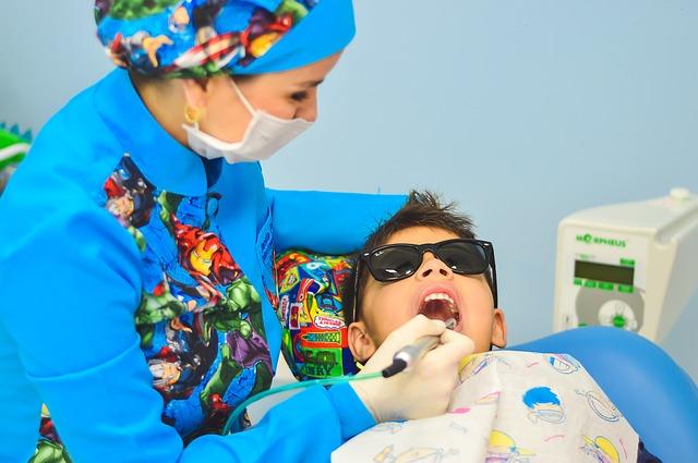 楽しい歯医者