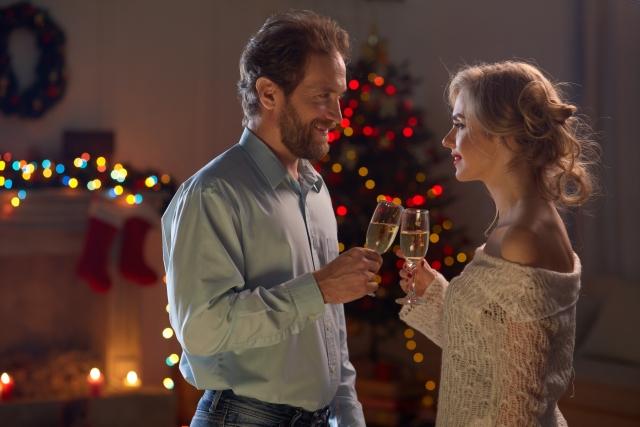 夫婦のクリスマス